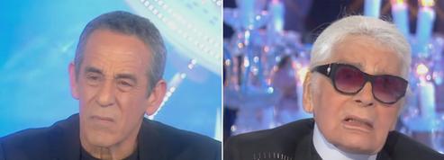 Salut les Terriens! : Thierry Ardisson réagit à la polémique provoquée par Karl Lagerfeld
