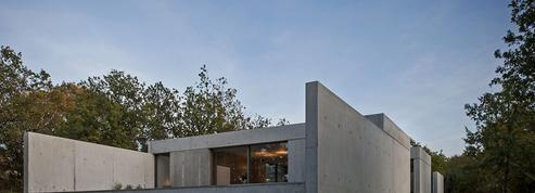Ces deux maisons remettent le brutalisme au goût du jour