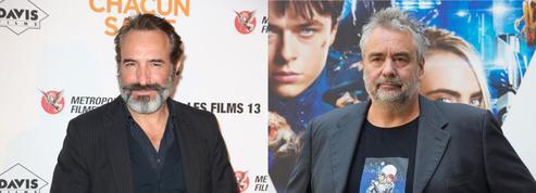 Jean Dujardin au casting d'une série américaine réalisée par Luc Besson