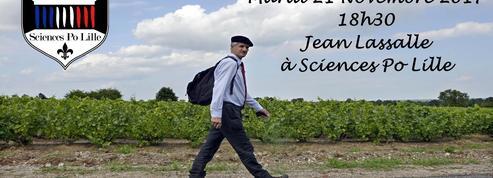 Harcèlement sexuel : Jean Lassalle indésirable à Sciences Po Lille