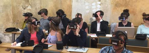 «J'ai testé un cours en réalité virtuelle»