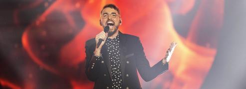 Christophe Willem (Destination Eurovision) : «Le parcours d'Amir est un bel exemple»