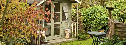 La taxe sur les cabanes de jardin devrait encore augmenter