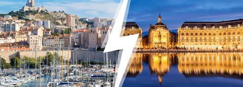 Pouvoir d'achat immobilier: Marseille au top, Bordeaux fait flop