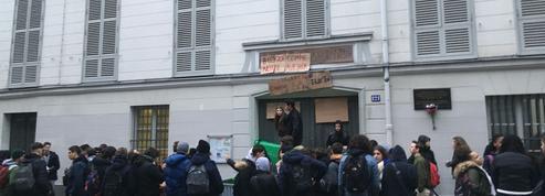 Faible mobilisation contre la réforme du bac et l'admission à l'université