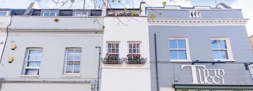 La maison la plus fine de Londres est à vendre pour 1,1 million d'euros