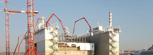 Suivez le titanesque chantier de l'extension de Monaco sur la mer
