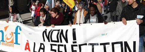 Faible mobilisation contre les réformes du bac et de l'accès à l'université