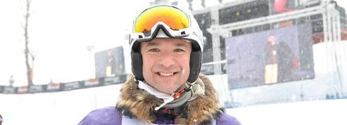 Alexandre Devoise, snowboarder solidaire