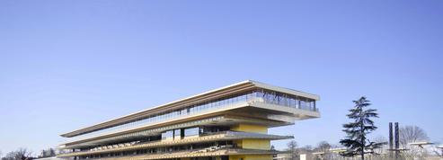 Découvrez en images le nouvel hippodrome ParisLongchamp