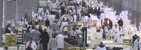 RMC Découverte dans les entrailles du marché de Rungis