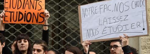 Violences à Montpellier: les étudiants en droit se sentent «pris en otage»