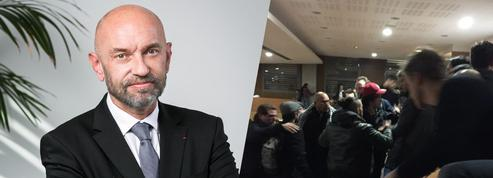 Violences à la fac : le président de l'université de Montpellier donne sa version des faits