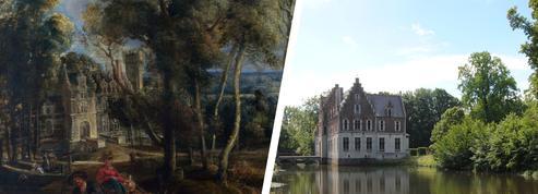 Le château de Rubens, immortalisé sur certaines de ses toiles, est à vendre
