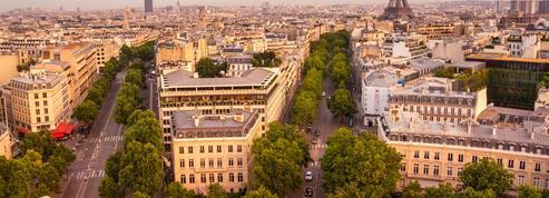 À Paris, le prix moyen avoisine les 9300 euros le m²