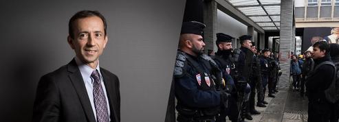 Intervention des CRS à Nanterre: le président de l'université s'explique