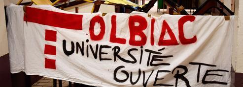 L'évacuation des occupants de Tolbiac n'est pas à l'ordre du jour