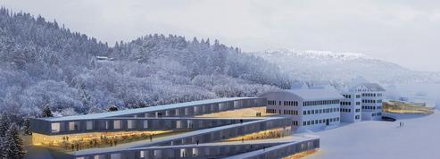 Cet hôtel avec piste de ski intégrée verra le jour en Suisse
