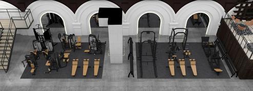 Découvrez les images de la future salle de sport de la gare Saint-Lazare