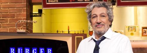Alain Chabat: «C'est très émouvant de reprendre Burger Quiz »