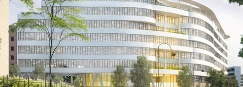 Voilà à quoi ressemblera le futur siège de Danone à Rueil-Malmaison