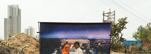 En Inde, la réalité n'a pas grand-chose à voir avec les prospectus immobiliers