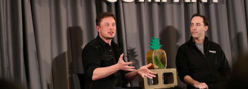 Elon Musk veut transformer ses gravats en super-briques pas chères