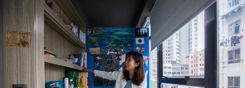 Studio à 650.000 €, micro-colocation: à Hong Kong chaque m² vaut une fortune