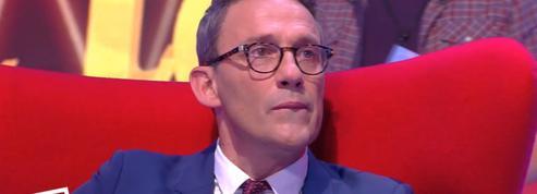 Julien Courbet au bord des larmes pour sa dernière dans Touche pas à mon poste!