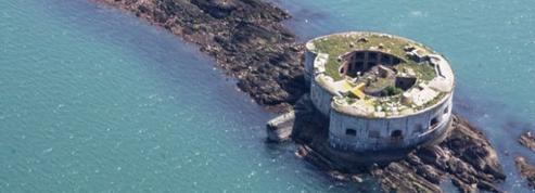 Une île fortifiée en vente au prix d'un deux-pièces parisien