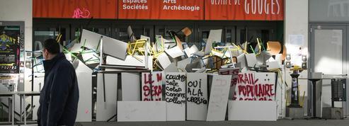 Blocages des universités : «Plus de 5 millions d'euros de dégâts»