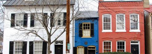 Aux États-Unis, ces maisons ont été construites pour gêner les voisins