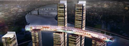 Des «gratte-ciels horizontaux» pour faire face à la surpopulation en Chine ?