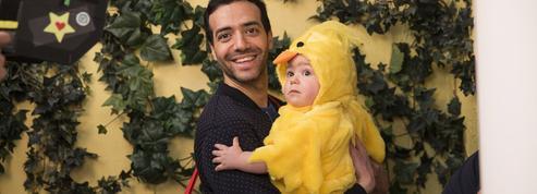 Tarek Boudali (En famille ): «Je quitte des gens que j'aime beaucoup»