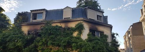 Un hôtel particulier de Neuilly incendié par les pompiers pour un exercice