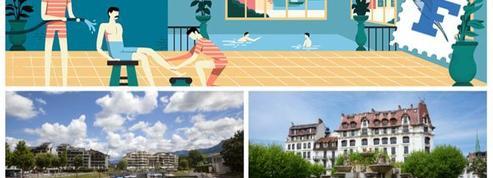 Destination vacances : cinq choses à (re)découvrir sur Aix-les-Bains
