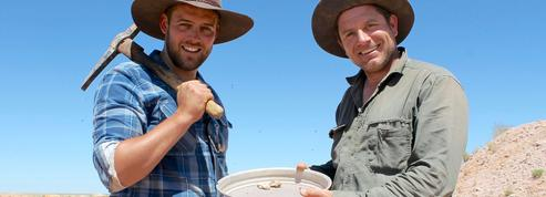 RMC découverte en immersion auprès des chercheurs d'opale