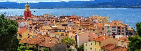 En bord de mer, c'est sur la côte d'Azur que l'immobilier grimpe le moins