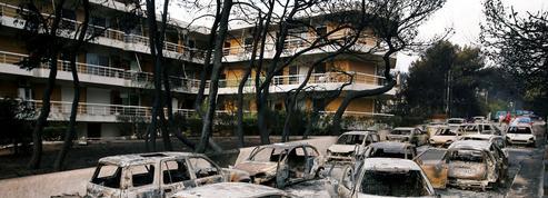 Après les incendies, la Grèce mobilisée contre les constructions illégales