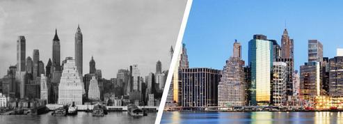 Découvrez un siècle d'évolution de la ligne d'horizon de New York