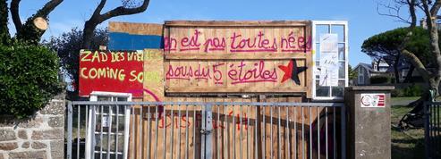 Un projet d'hôtel de luxe menacé par la création d'une ZAD en Bretagne