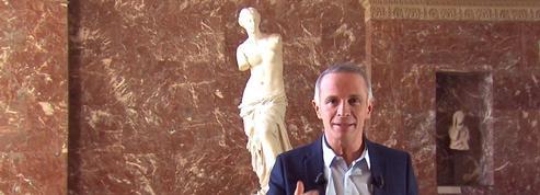 Questions pour un champion se délocalise au Louvre