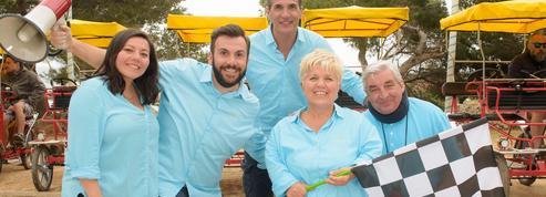 Mimie Mathy dans Camping Paradis : «Grâce à Joséphine, je peux faire tous les métiers!»