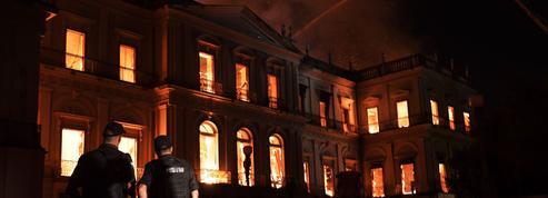 Des étudiants créent un musée virtuel pour les œuvres brûlées dans l'incendie de Rio