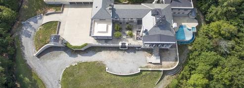 À vendre : villa surprotégée pour millionnaire angoissé