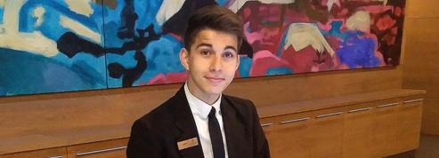 Théo, en BTS hôtelier, est parti en stage en Espagne grâce à Erasmus