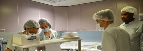 Des repas de chef pour redonner de l'appétit aux jeunes malades du cancer