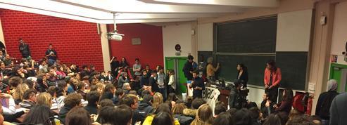 Paris: faculté de Tolbiac bloquée quelques heures, des cours sont annulés
