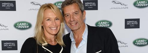 Michel Cymes, Estelle Lefebure... les stars se sont bousculées au Mondial de l'auto