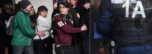 Morsures et violence contre des policiers: deux étudiants de Nanterre condamnés